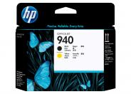 HP 940  -  black, yellow