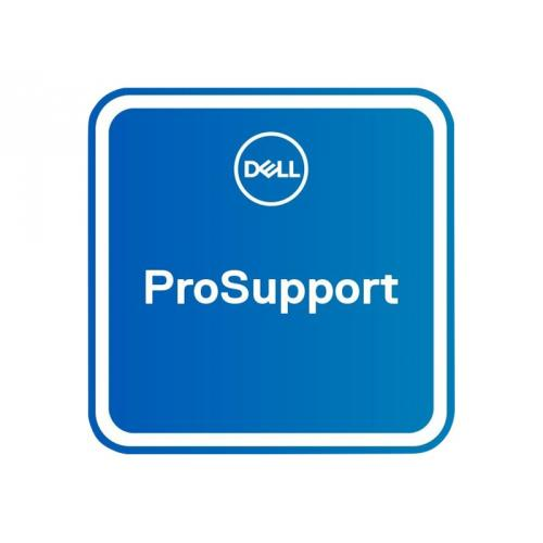 Dell Upgrade from 3Y Collect & Return to 5Y ProSupport w Collect & Return