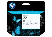HP 72  -  grey, photo black