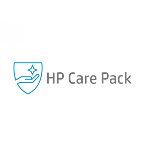 Hewlett Packard takes great care of its customers - that's why it provides you with reliable and high-class service to make you feel comfortable whenever you buy HP products. The company offers a full range of warranties.This is a three-year parts and l