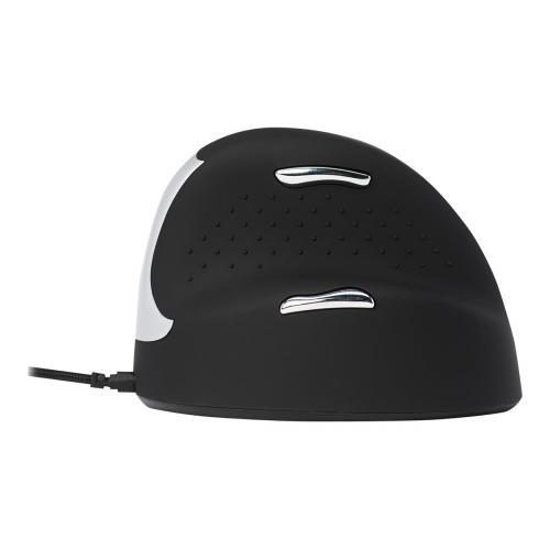 R-Go HE Mouse Ergonomic mouse, Medium (165-195mm), Right Handed, wired
