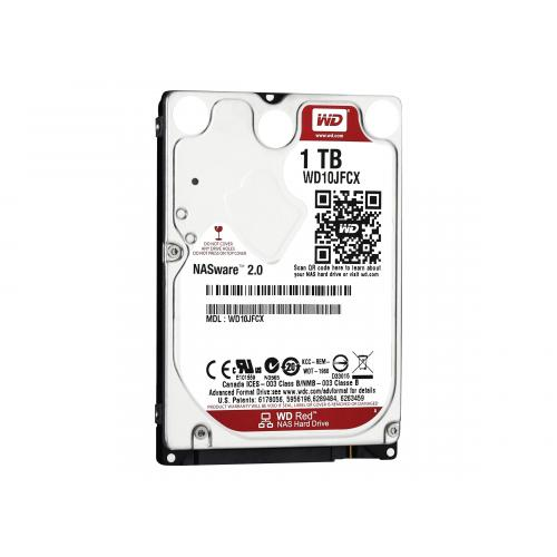 WD Red NAS Hard Drive WD10JFCX