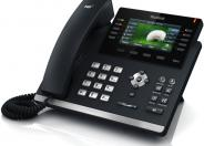 ***Used***Yealink T46gn Gigabit Ip Phone With Colour Screen
