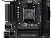 Asrock Z390 Phantom Gaming-itx/ac Intel Z390 1151 Mini Itx 2 Ddr4 Hdmi Dp Wi-fi Rgb Lighting