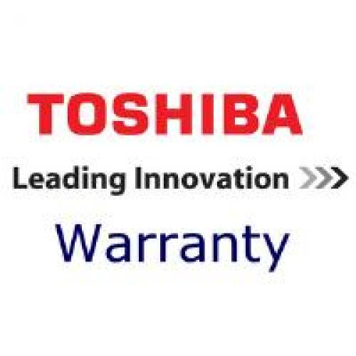 Toshiba International Warranty Extension extended service agreement
