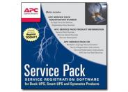 APC Extended Warranty Service Pack
