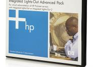 HP Integrated Lights Out Advanced