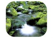 Fellowes Cascades mouse pad