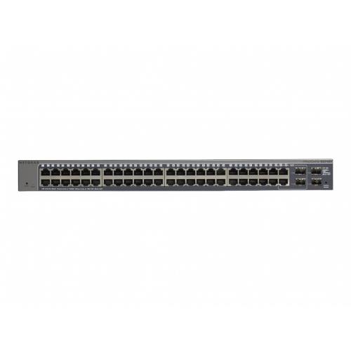 NETGEAR GS748T 48-Port Gigabit Smart Managed Switch