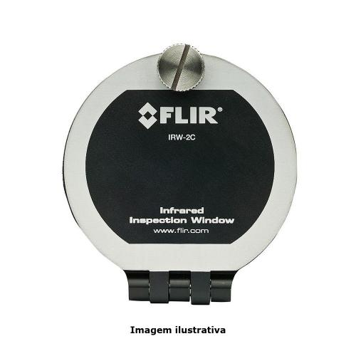 Flir IRW Stainless Steel InfraRed Window