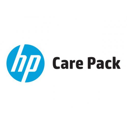 Electronic HP Care Pack 4-Hour Same Business Day Hardware Support Post Warranty