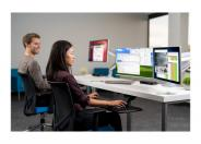 Kensington SmartFit One-Touch Single Monitor Arm