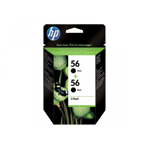HP 56  -  2-pack