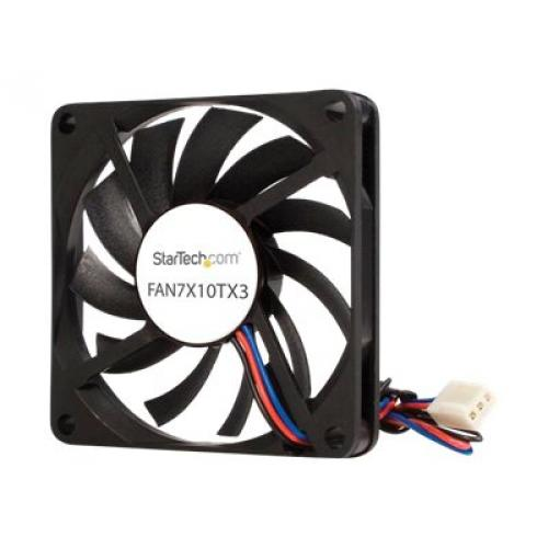 StarTech.com Replacement 70mm TX3 Dual Ball Bearing CPU Cooler Fan case fan