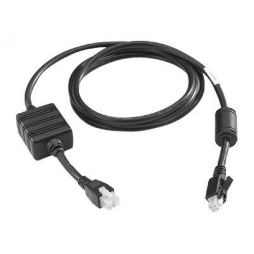 Zebra power cable