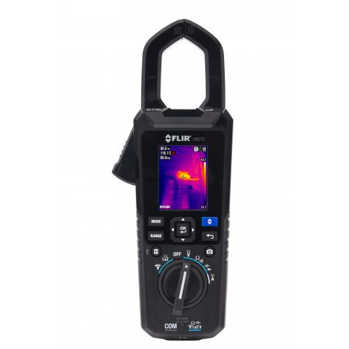 Flir Thermal Imaging AC/DC Clamp Meter