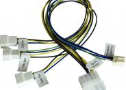 Akasa Pwm Fan Splitter Cable