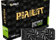 Palit Geforce Gtx 1060 Dual 3072mb Gddr5 Pci-express Graphics Card