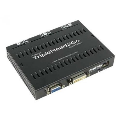 Matrox Graphics eXpansion Module TripleHead2Go