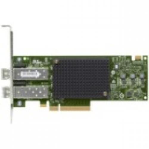 HPE StoreFabric SN1200E 16 Gb Dual Port