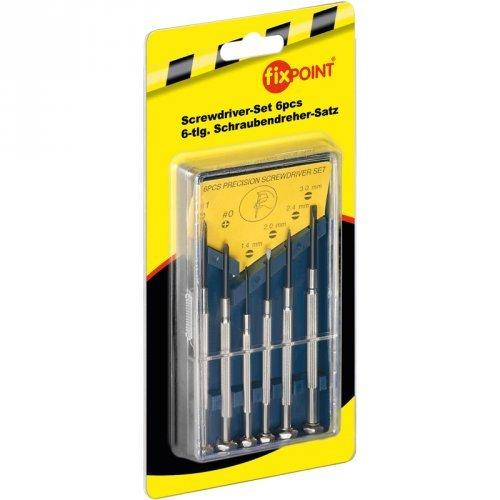 Fixpoint Precision 6pc Screwdriver Set