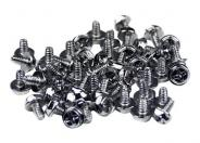 StarTech.com Replacement PC Mounting Screws #6-32 x 1/4in Long Standoff