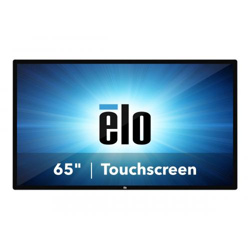 "Elo Interactive Digital Signage Display 6553L 65"" Class (64.53"" viewable) LED display"
