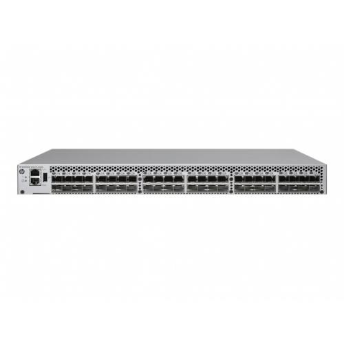 HPE SN6000B 16Gb 48-port/24-port Active Power Pack+ Fibre Channel Switch