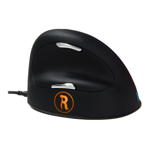 R-Go HE Mouse Break Ergonomic mouse, Anti-RSI software, Large (above 185mm), Right Handed, wired