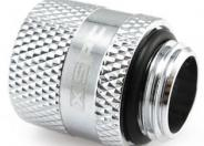"Xspc G1/4"" Male To Female Rotary Fitting (chrome)"
