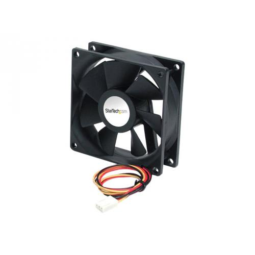 StarTech.com 60x25mm High Air Flow Dual Ball Bearing Computer Case Fan w/ TX3 system fan kit