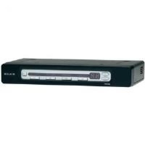 Belkin OmniView PRO3 USB & PS 2 4 Port KVM Switch