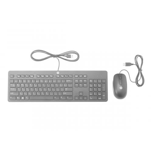 HP Slim  -  keyboard and mouse set
