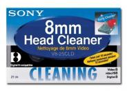 Sony V8-25CLD cleaning 8mm tape