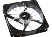 Nzxt Fz-120 Airflow Fan Series Red Led