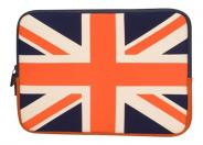 "Urban Factory Sleeve Laptop Neoprene 10"" UK Flag notebook sleeve"