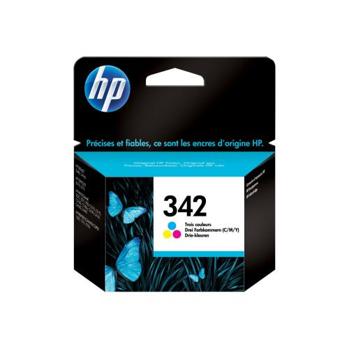 HP 342  -  colour (cyan, magenta, yellow)