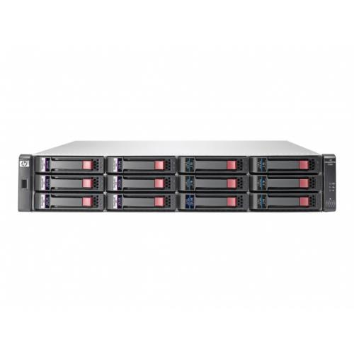 HPE Modular Smart Array P2000 G3 SAS Dual Controller LFF Array System