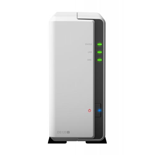 Synology DS120j/2TB RED 1 Bay