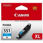 Compatible Cyan Ink Cartridges C-551 Xl Canon Pixma