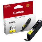 Compatible Yellow Ink Cartridges C-551 Xl Canon Pixma