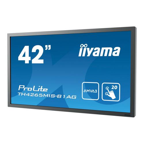 "iiyama ProLite TH4265MIS-B1AG 42"" LED display"