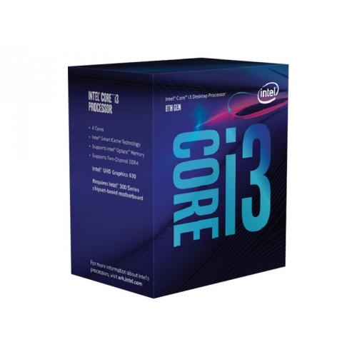 Intel Core i3 8100 / 3.6 GHz processor