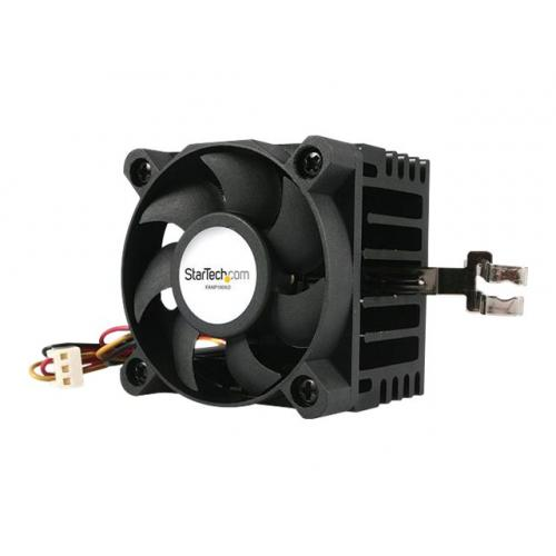 StarTech.com 50mmx50mmx41mm Socket 7/370 CPU Cooler Fan w/ Heatsink and TX3 and LP4 (FANP1003LD) processor cooler