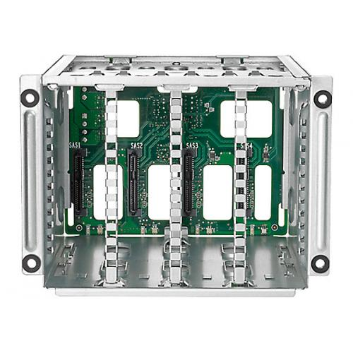 HPE 8-SFF Cage/Backplane Kit