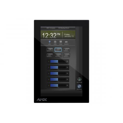 "AMX Modero X Series MXD-700-L 8.8"" Class (7"" viewable) LED display"