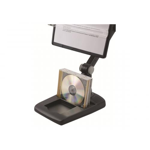 Fellowes Flex Arm Copyholder, Weighted Base copy holder