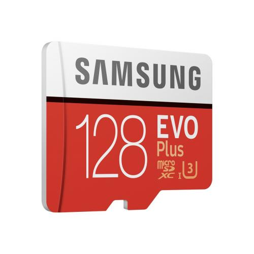 Samsung EVO Plus MB-MC128HA