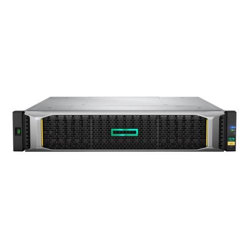 HPE Modular Smart Array 2052 SAN Dual Controller SFF Storage