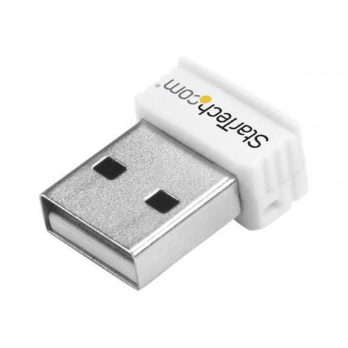 StarTech.com USB 150Mbps Mini Wireless N Network Adapter